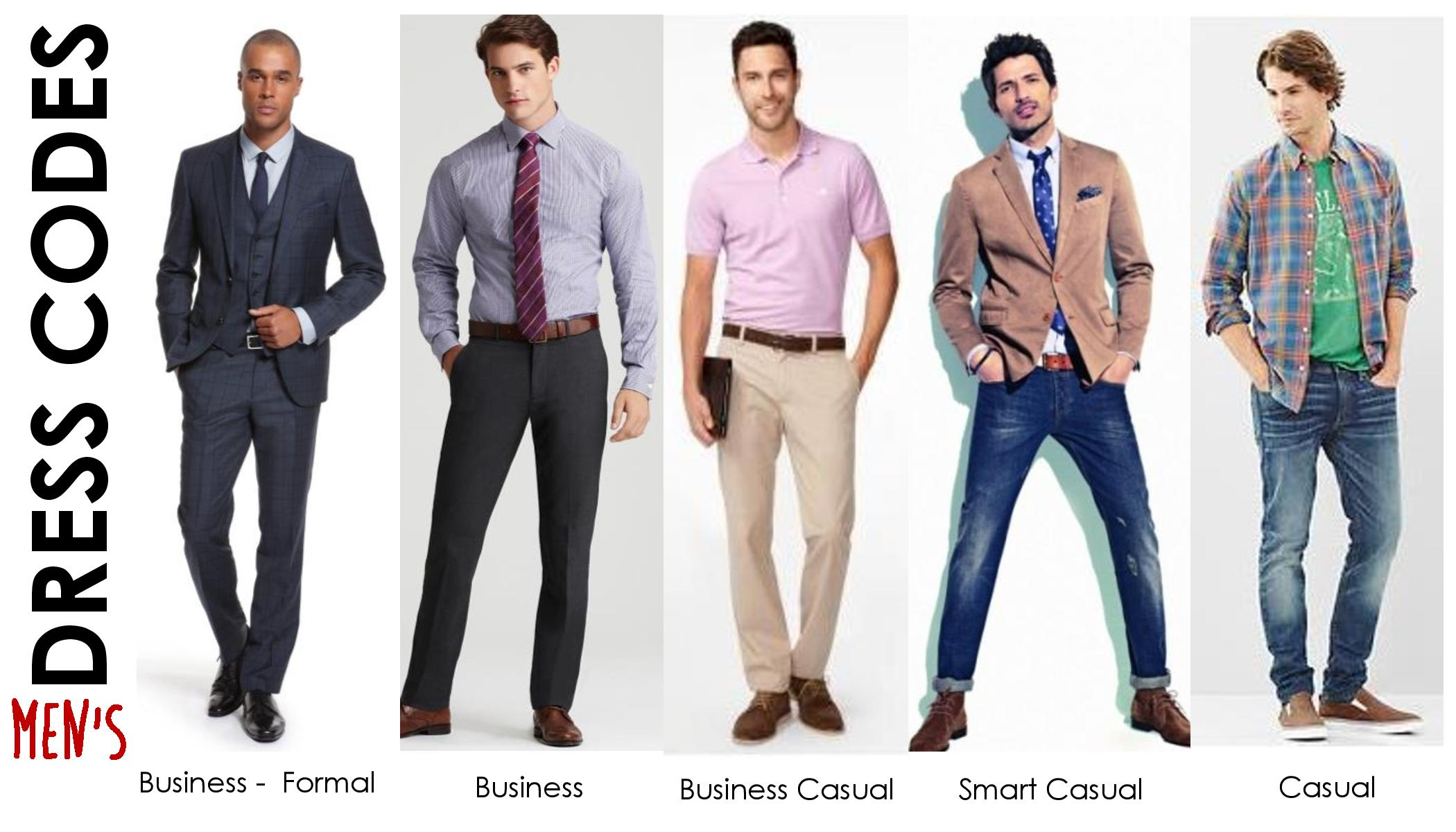 Business Casual versus Bespoke suits and formal for business ...